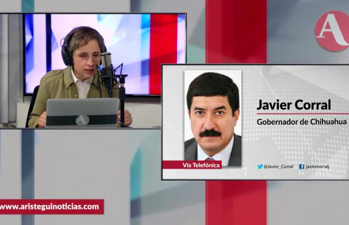 Dispuesto Corral a debatir por la controversia constitucional de EPN