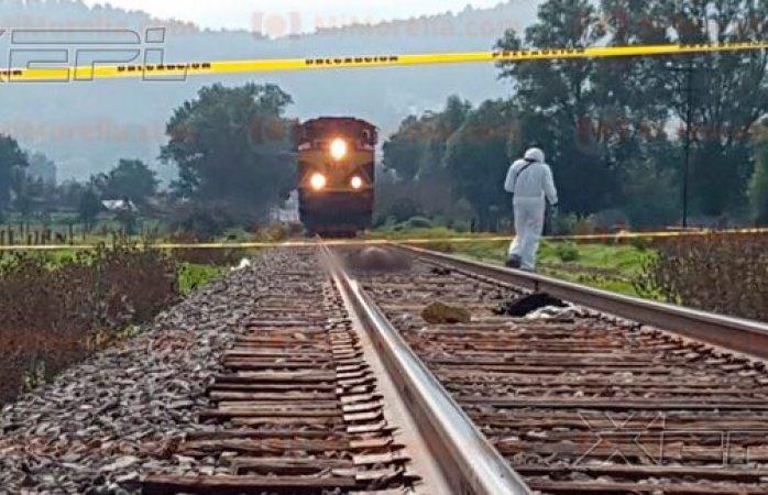 Muere tras ser arrollado por el tren en Anáhuac