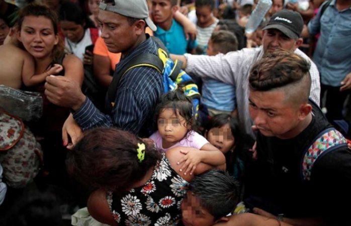 Alcaldesa de Suchiate pide ayuda al mundo para atender a migrantes