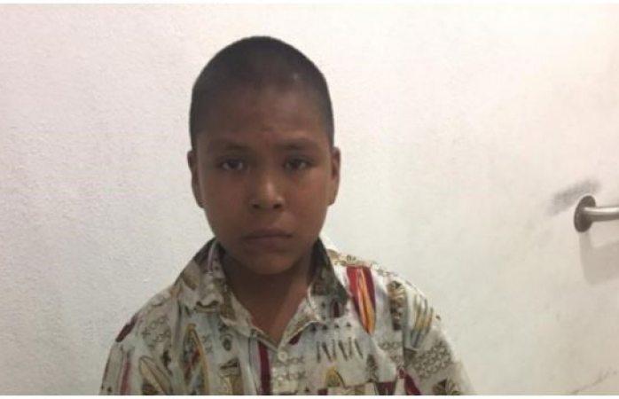Buscan a familia de niño chihuahuense que fue encontrado en Sonora