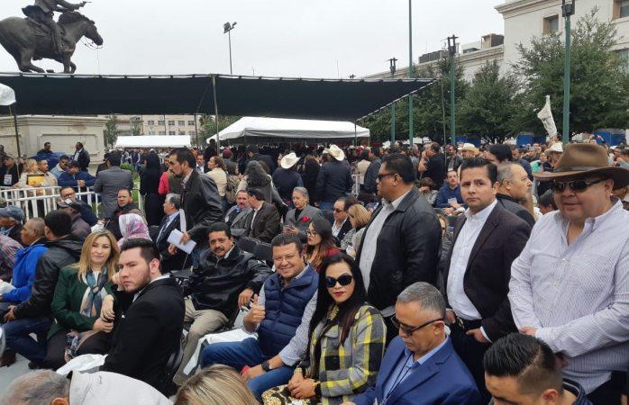 Asiste alcalde de Juárez a reunión con amlo