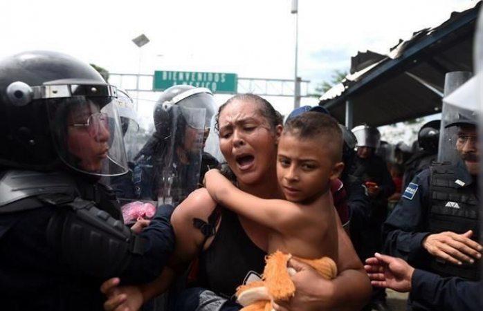 Regresan a Honduras 2 mil migrantes