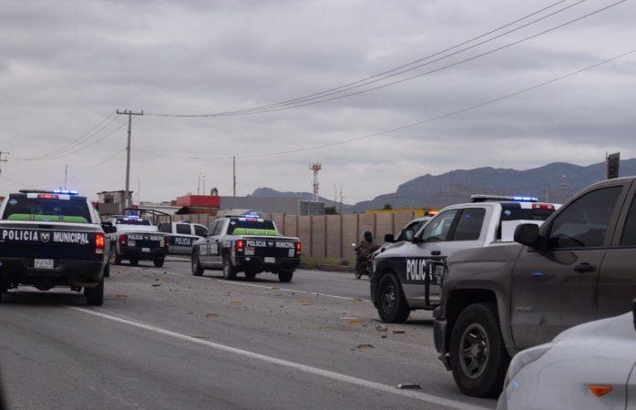 Van cinco ataques contra la Policía Estatal