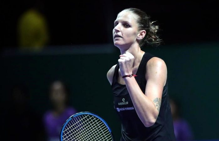Ganan Pliskova y Svitolina en Finales