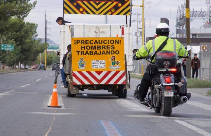 Marca tránsito recorrido de maratón; se pide manejar con precaución el domingo