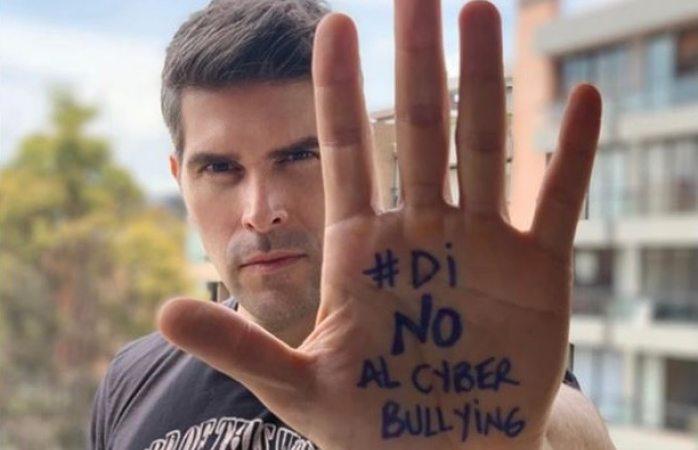 Dicen artistas no al ciberbullying