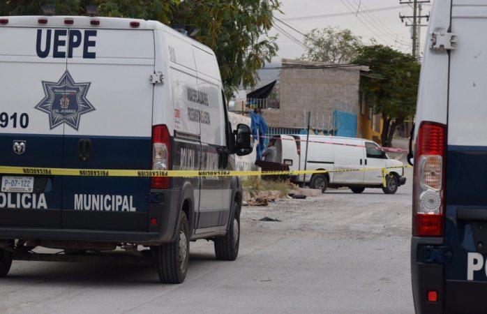 Suman 49 ejecutados solo en octubre en Juárez