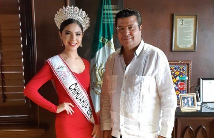 Juarense obtiene título miss teen chihuahua 2018