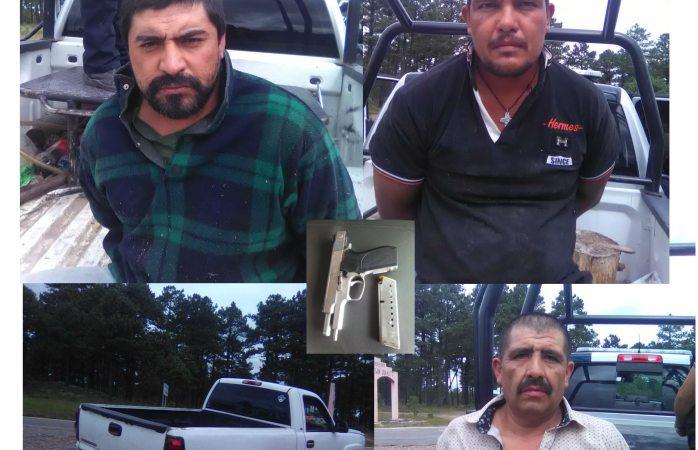 Matan a 4 policías estatales durante emboscada en Chihuahua