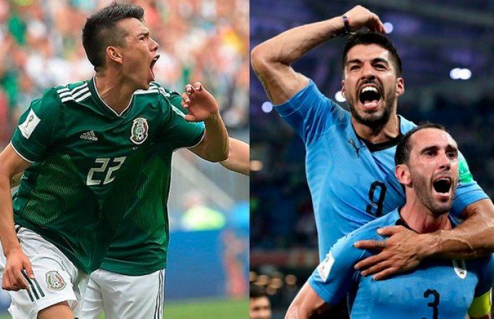 México vs Uruguay: Horario, fecha y transmisión, Partido amistoso, 2018