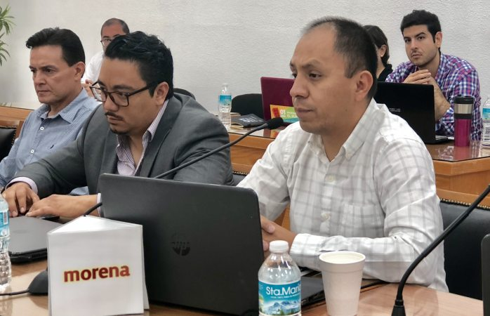Lamentable que IEE no apoyó en toma de protesta en Gómez Farías: Morena