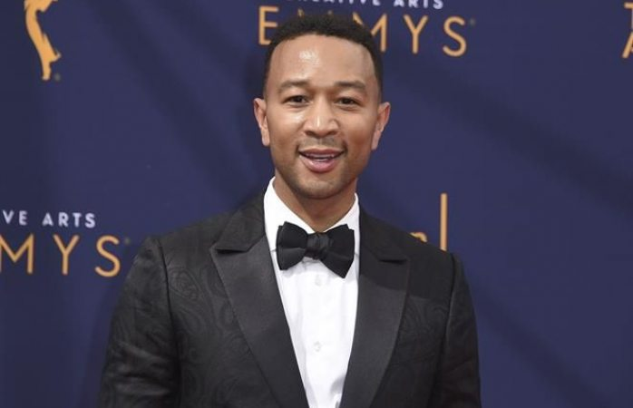 Será John Legend couch de The Voice