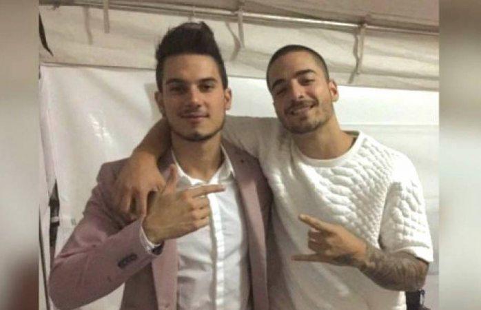 Así Pipe Bueno desmiente romance con Maluma