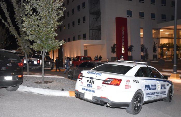 Sitian el hospital Star Médica por llegada de ministerial baleado