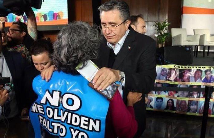 Señala CNDH deuda de EPN con víctimas