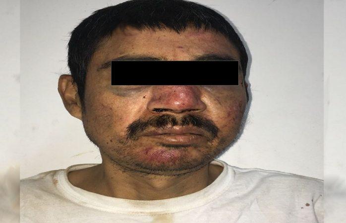 Con armas y drogas fue capturado El Moco