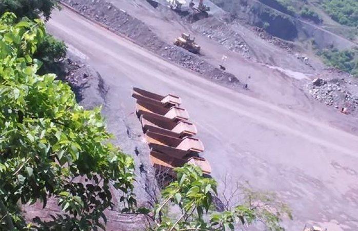 Suspenden actividades en Mina de Palmarejo