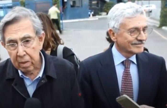 Visita Cárdenas a Lula da Silva en prisión