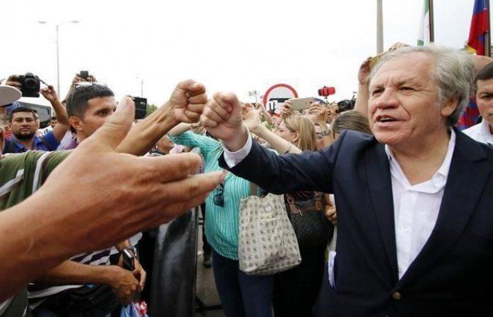 Considera OEA opción militar en Venezuela