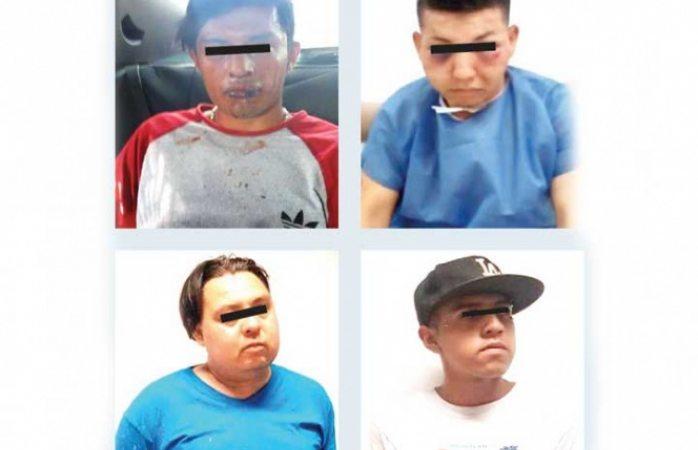 Intentan linchar a 4 que presuntamente robaron bolsa a mujer en Cdmx