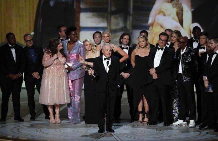 Marvelous Mrs Maise triunfó en los Emmy; GOT, la mejor serie dramática
