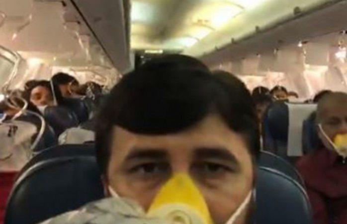 Pasajeros sufrieron hemorragias porque los pilotos olvidaron presurizar el avión