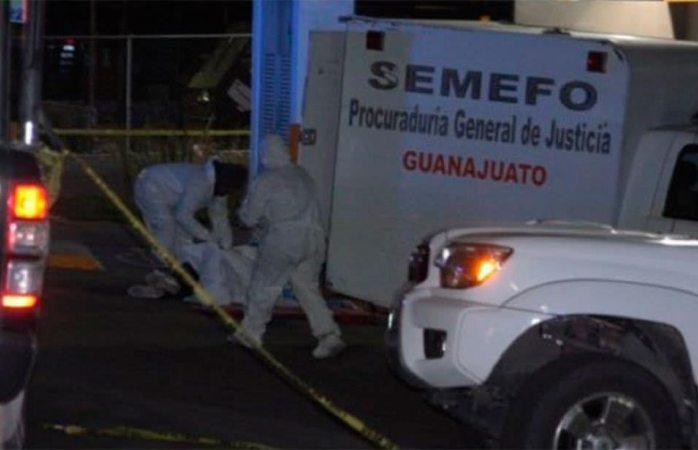 Ejecutaron a 21 ayer en Guanajuato
