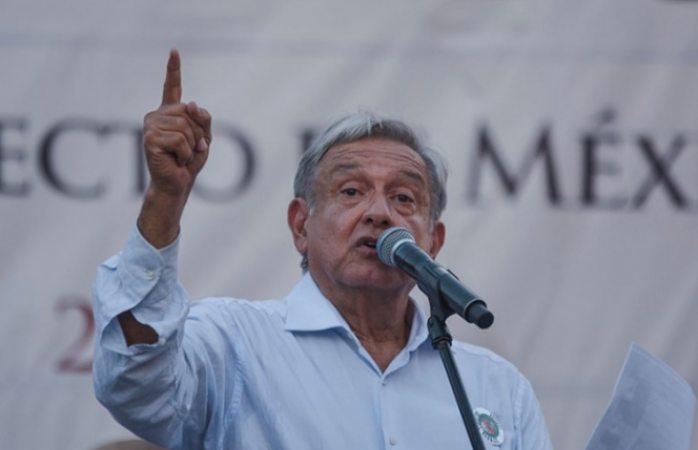 Seremos potencia y ejemplo de desarrollo, sostiene López Obrador