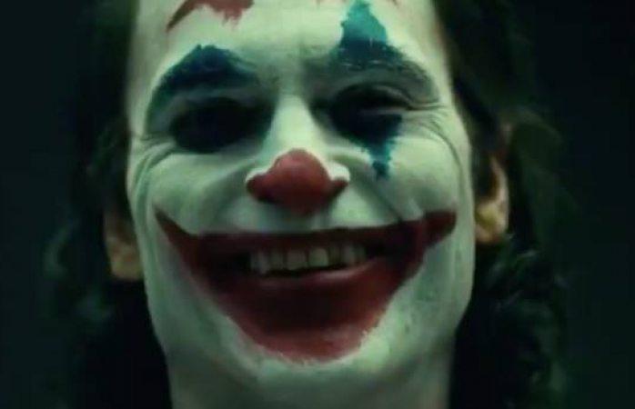 Ahora sí, así se ve Joaquin Phoenix maquillado como el Joker