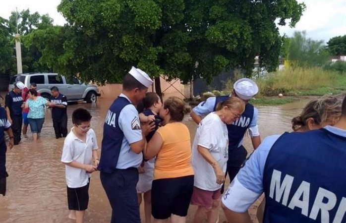 Declaran emergencia, ahora, en Sonora