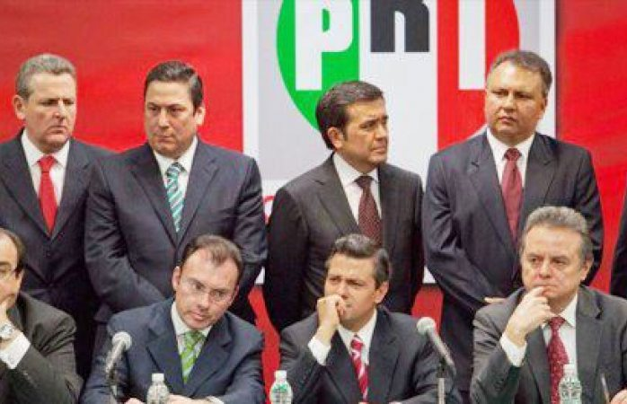 PRI, en crisis: recorta sueldos y personal en los estados