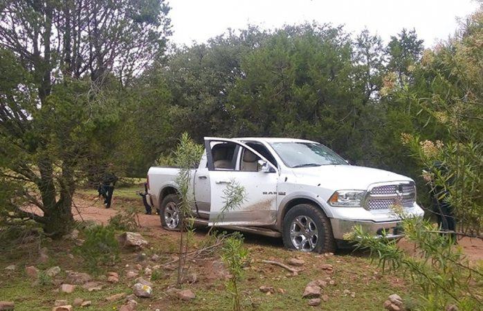 Detienen a sujetos que participaron en enfrentamiento armado en Guerrero