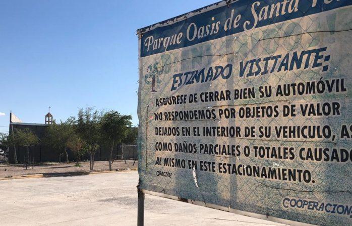Posee El Padre Latifundio millones en templo, parque y plaza comercial