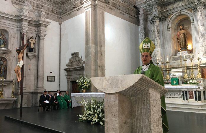 Bendecirán nuevo altar de catedral el jueves