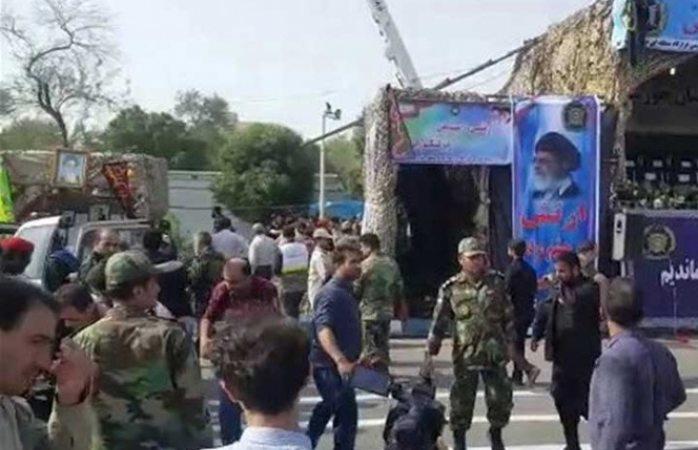 Promete Irán venganza mortal e inolvidable tras atentado