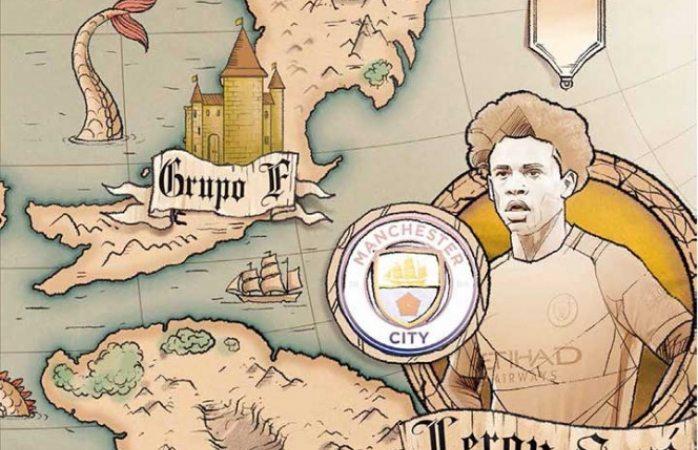 El City tiene la mesa puesta en su grupo de Champions