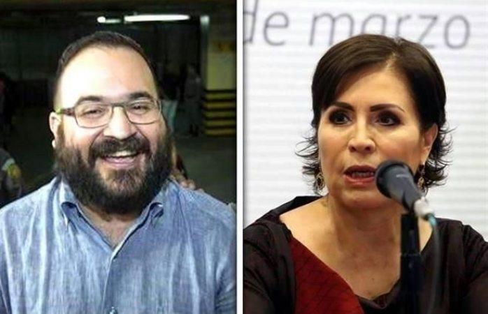 Piden indagar vínculo Duarte-Robles