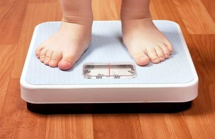 Con obesidad, 32% de niños en guarderías