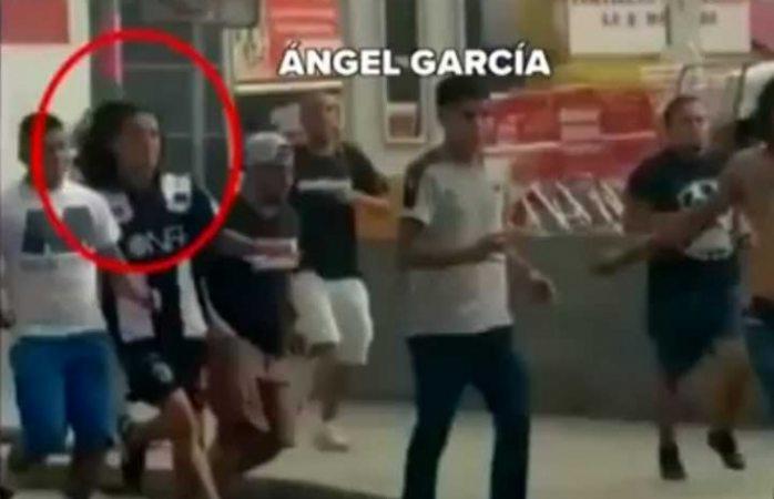 Identifican a aficionados violentos de Rayados