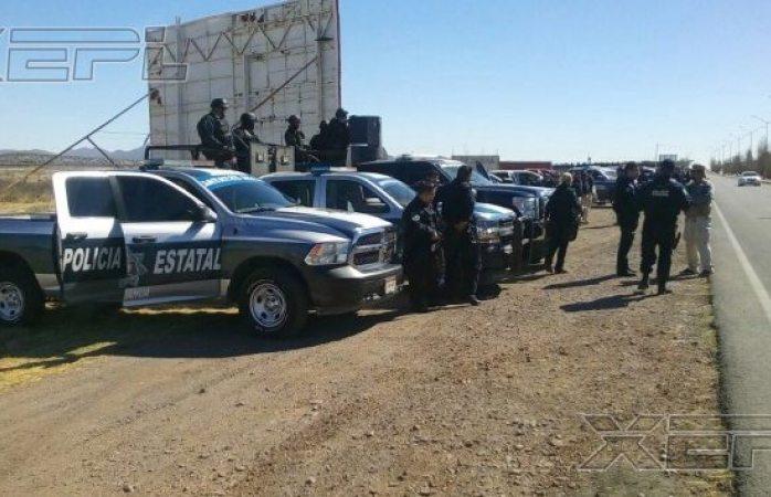 Secuestran hombres armados a menonita en el campo 11