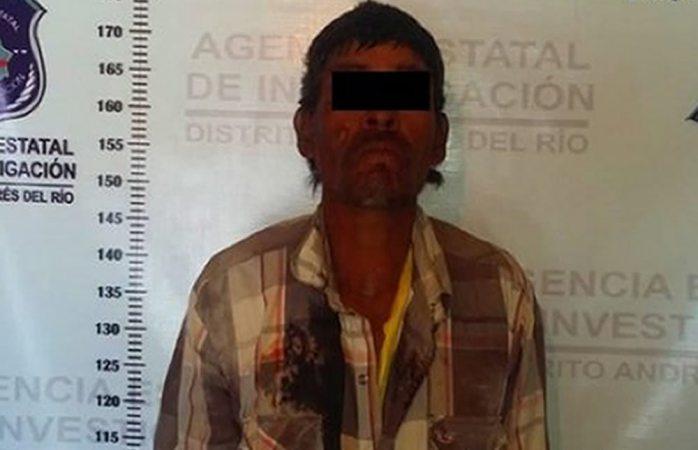 Arrestan a presunto violador en Guachochi
