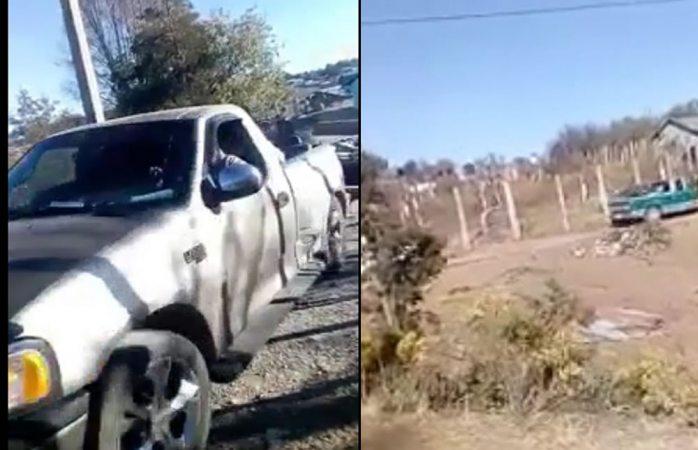 Huye familia de atascaderos por violencia, denuncian