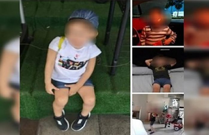 Reportan a niño como desaparecido y lo hallan debajo de su cama...