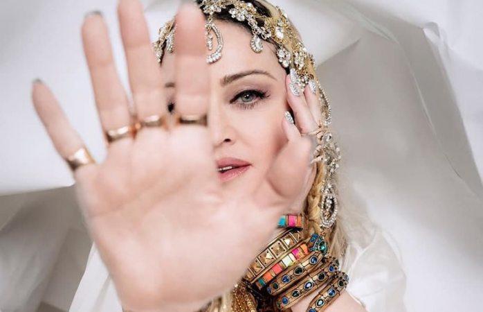 Anuncia Madonna el nombre de su nuevo álbum