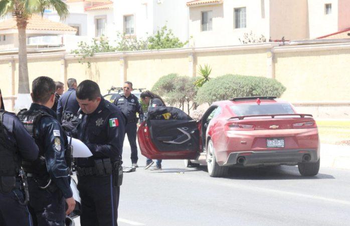 Indagan posible participación de detenido en balacera en la hacienda