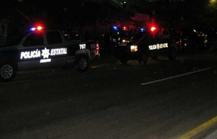 Armados encañonan y golpean a familia en Santa Bárbara