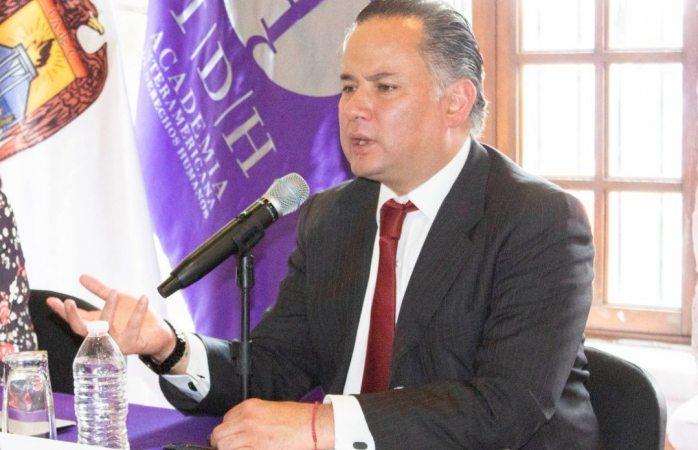 Exdirector de Pemex cobraba hasta 1 mdp por entrevista, dice Santiago Nieto
