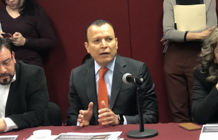 Imprudencia de Luisca, pero vacaciona de acuerdo a reglamento: auditor
