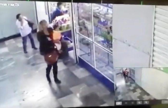 Así se robaron a una bebé de 8 meses en hospital general de la Cdmx