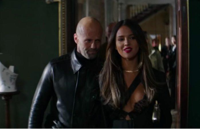 Así luce Eiza González en el nuevo trailer de Hobbs & Shaw